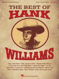 The Best Of Hank Williams Sheet Music by Hank Williams