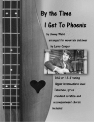 By The Time I Get To Phoenix Sheet Music by Glen Campbell
