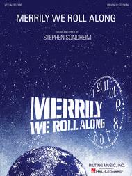 Merrily We Roll Along Sheet Music by Stephen Sondheim