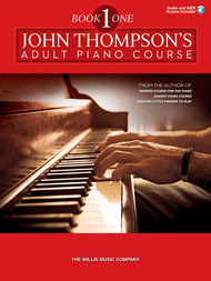 John Thompson's Adult Piano Course - Book 1 Sheet Music by John Thompson