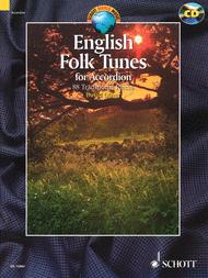 English Folk Tunes Sheet Music by David Oliver