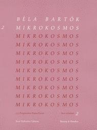 Mikrokosmos - Volume 2 (Pink) Sheet Music by Bela Bartok