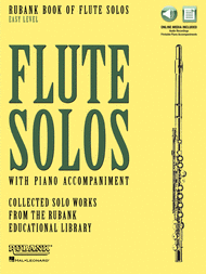 Rubank Book of Flute Solos - Easy Level Sheet Music by Various