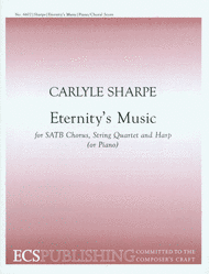 Eternity's Music Sheet Music by Carlyle Sharpe