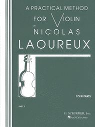 A Practical Method for Violin - Part 1 Sheet Music by Nicolas Laoureux