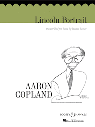 Lincoln Portrait Sheet Music by Aaron Copland