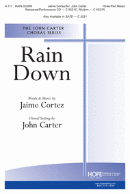 Rain Down Sheet Music by Jaime Cortez