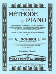 Methode de piano - Volume 1 Sheet Music by Anton Schmoll