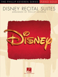 Disney Recital Suites Sheet Music by Alan Menken