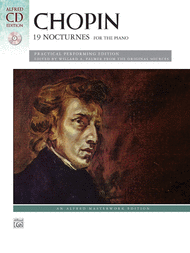 Chopin -- 19 Nocturnes Sheet Music by Frederic Chopin