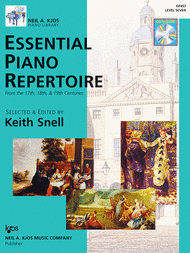 Essential Piano Repertoire - Level Seven Sheet Music by Keith Snell