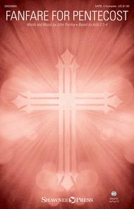 Fanfare for Pentecost Sheet Music by John Purifoy