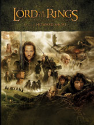 The Lord of the Rings Trilogy Sheet Music by Howard Shore