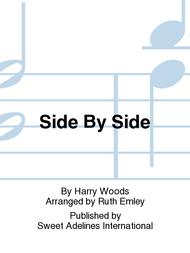 Side By Side Sheet Music by Harry Woods
