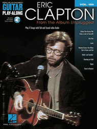 Eric Clapton - From the Album Unplugged Sheet Music by Eric Clapton