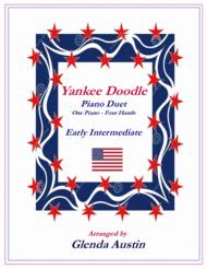 Yankee Doodle - Piano Duet Sheet Music by Public Domain