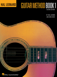 Hal Leonard Guitar Method - Book 1 Sheet Music by Will Schmid