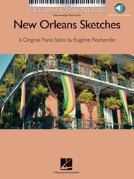 New Orleans Sketches Sheet Music by Eugenie R. Rocherolle