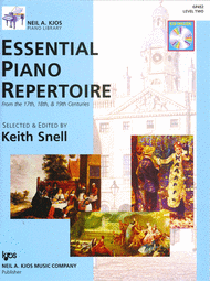Essential Piano Repertoire - Level Two Sheet Music by Keith Snell