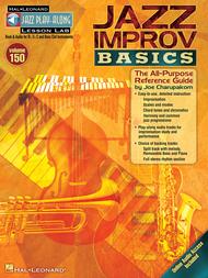 Jazz Improv Basics Sheet Music by Joe Charupakorn