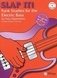 Slap It! Sheet Music by Tony Oppenheim