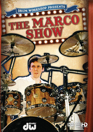 The Marco Show Sheet Music by Marco Minnemann