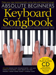 Absolute Beginners - Keyboard Songbook Sheet Music by Various