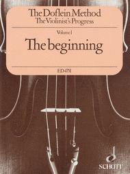 The Doflein Method Volume 1 Sheet Music by Elma Doflein