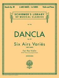 Six Airs Varies