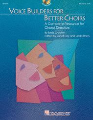 Voice Builders for Better Choirs Sheet Music by Emily Crocker