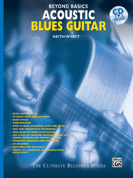 Beyond Basics - Acoustic Blues Guitar Sheet Music by Keith Wyatt