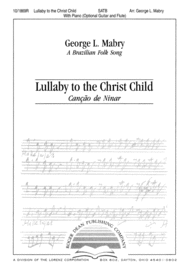 Lullaby to the Christ Child Sheet Music by George L. Mabry