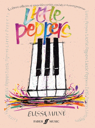 Little Peppers Sheet Music by Elissa Milne