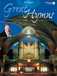 Great Hymns (Trumpet) Sheet Music by James Curnow