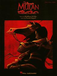 Mulan Sheet Music by Matthew Wilder