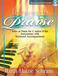 Instruments of Praise Sheet Music by Ruth Elaine Schram