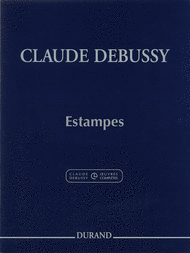 Estampes Sheet Music by Claude Debussy