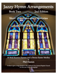 Jazzy Hymn Arrangements-Book Two 2nd Edition Sheet Music by Various