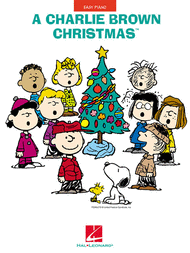 A Charlie Brown Christmas - Easy Piano Sheet Music by Vince Guaraldi
