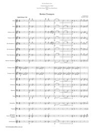 Broken Trumpets Sheet Music by Brendan Collins
