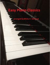 100 Easy Piano Classics Sheet Music by Various Classical