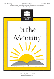 In the Morning Sheet Music by Ellen Woods Bryce