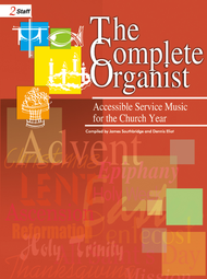 The Complete Organist Sheet Music by James Southbridge