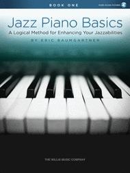 Jazz Piano Basics - Book 1 Sheet Music by Eric Baumgartner