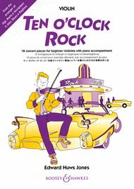 Ten O'Clock Rock Sheet Music by Edward Huws Jones