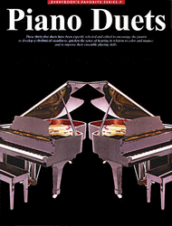 Piano Duets Sheet Music by Various Artists