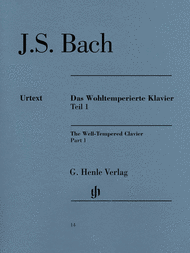 The Well-Tempered Clavier - Book I