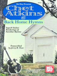 Chet Atkins Plays Back Home Hymns Sheet Music by Chet Atkins