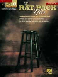 Rat Pack Hits Sheet Music by Dean Martin