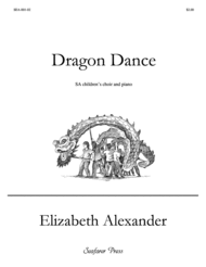 Dragon Dance Sheet Music by Elizabeth Alexander